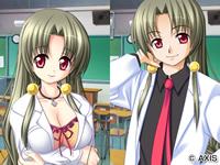 大人要員の歌登紗姫先生→歌登サキ先生。メロンが失われたことを嘆いた男子生徒多数。